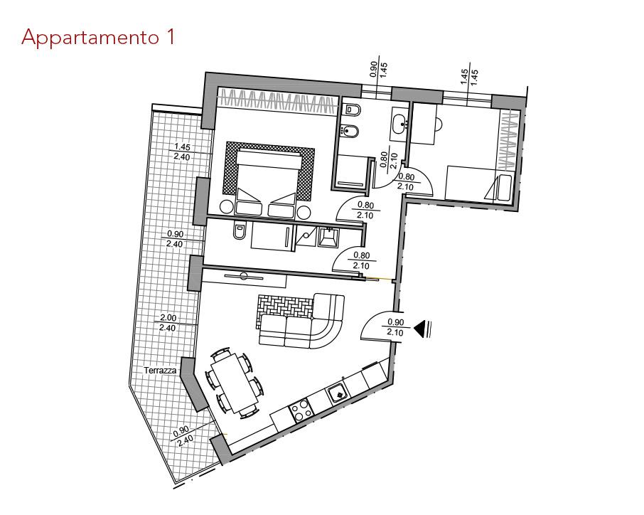 condominio-residenza-da-vinci-verona-appartamento-1-pianta-arredata-edilpasquali