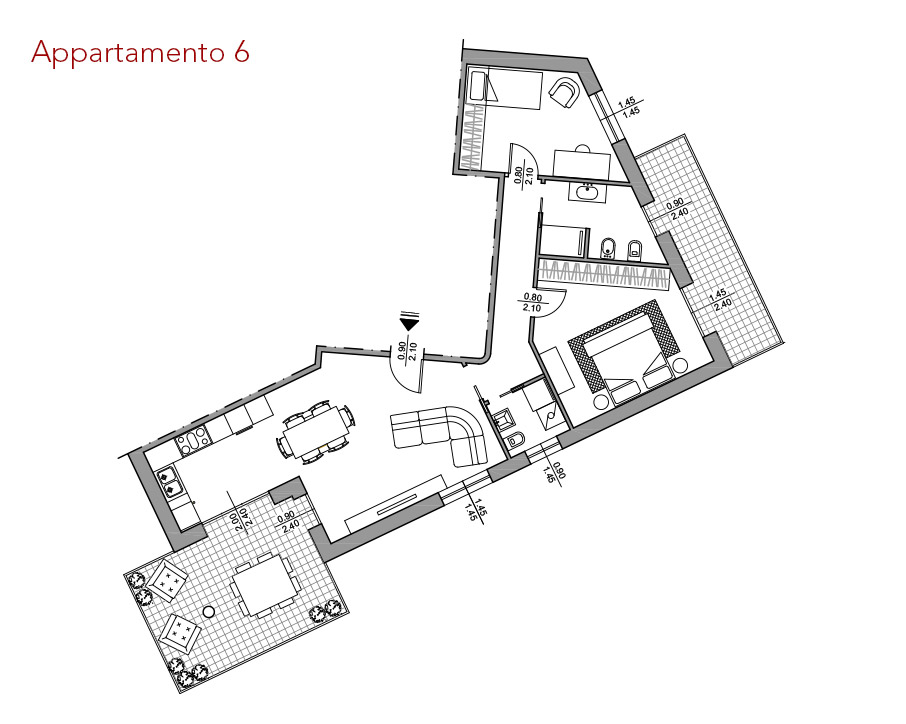 condominio-residenza-da-vinci-verona-appartamento-6-pianta-arredata-edilpasquali
