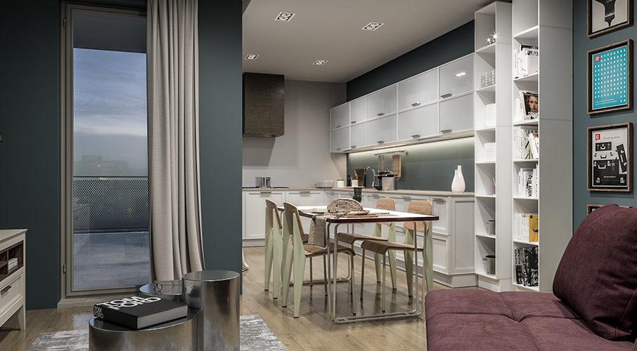 condominio-residenza-da-vinci-verona-cucina-edilpasquali